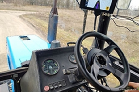 Новий автопілот AutoProSteer RTK від «АГ Простір»